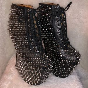 Jeffrey Campbell Anti-gravity Boots